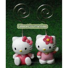 Hello Kitty porte photo sujet de bapteme naissance anniversaire fête dragees