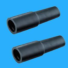 Isolierkappe Gummitülle für LNB F-Stecker 2 Stück-Pack Wetterschutz Kabeltülle