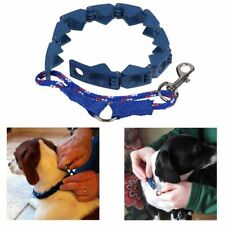 Pro Don Sullivan Perfect Dog Command Collar Training Pets Prong Choke with DVD