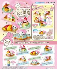 Re-Ment Sanrio Pocha My Melody Delicious Foods 8pcs Complete Set (Candy Toy)