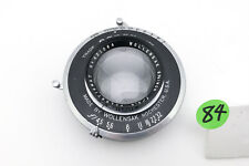 "6-3/8"" f/4.5 Wollensak Velostigmat Lens in Rapax Shutter"