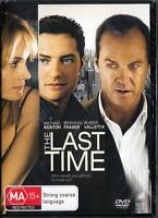 THE LAST TIME - MICHAEL KEATON - REGION 4 NEW & SEALED DVD- FREE LOCAL POST