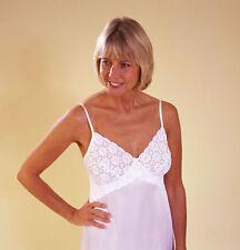 Women's Polyester Chemise, Full Slips & Petticoats ,no Multipack