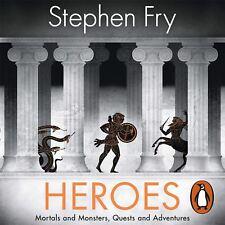 Heroes by Stephen Fry - Audio CD