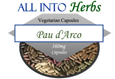 Paw Paw Leaf Certified Organic 100 Vegetarian Capsules
