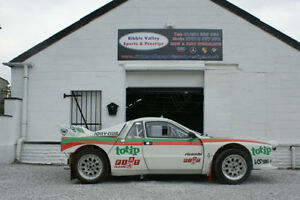Lancia 037 bodywork