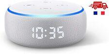 Amazon Echo Dot (3ème Génération) Enceinte Connectée - Tissu Sable