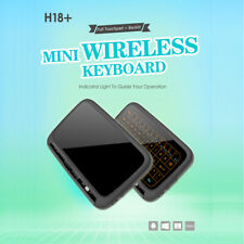 Mini Wireless Touchpad Smart Keyboard Mouse With Backlight PC Laptop Android TV