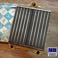 Mercedes W126 heater core heating radiator heat exchanger 0028350301 0028355201