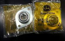 """JOHN DEERE OEM SNOWBLOWER AUGER BEARINGS 2-M151395 44"""" 47"""" 100 X-SERIES"""