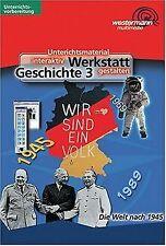 Werkstatt Geschichte 3 von Westermann Lernspielverla... | Software | Zustand gut