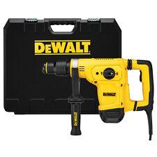 DeWALT D25810K 10.5-Amp 12 lbs SDS MAX Corded Chipping Hammer Kit w/ Shocks