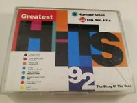 Greatest Hits 92 : Vintage Double Cassette Album From 1992