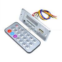 5V Mini MP3 WAV Decoder Board USB Bluetooth Call Decoding Module TF & U-Disk