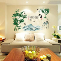 Landscape Painting Room Home Decor Removable Wall Sticker Decals Decoration*