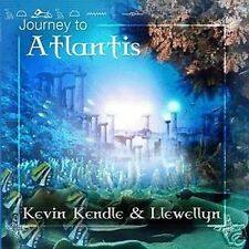 JOURNEY TO ATLANTIS - KEVIN KENDLE & LLEWELLYN  CD