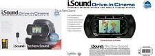 PSP 1000 i Sound Drive in Cinema Car Portable speaker & mobile viewing station