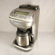 BREVILLE - YouBrew BDC600XL 12 Cup Coffee Maker With Integrated Burr Grinder