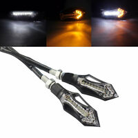 4X UNIVERSAL MOTORCYCLE LED TURN SIGNAL INDICATOR LIGHT BRAKE TAIL RUNNING LAMP