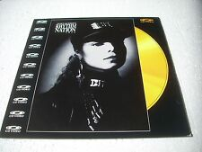JANET JACKSON  / RHYTHMN NATION 1814  Europe Laserdisc Pal version