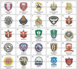 Badge Pin Asian Football Clubs Part 1
