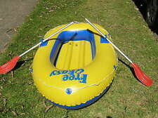SWIMMING POOL INFLATABLE BOAT