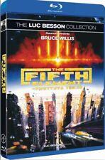 The Fifth Element Blu Ray (EU Region B)