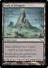 VAULT OF WHISPERS Mirrodin MTG Artifact Land Com