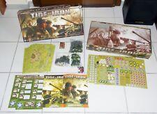 TIDE OF IRON Fantasy Flight Games 2007 Edizione ITALIANA PERFETTO WWII