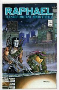 Raphael #1 2nd Print Teenage Mutant Ninja Turtles Casey Jones TMNT Eastman