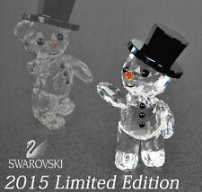 Swarovski Lovelots Kris Bear Christmas 2015 Annual Edition #5136370