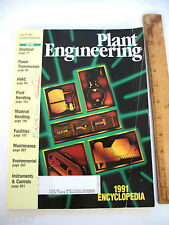Plant Engineering 1991 Encyclopedia