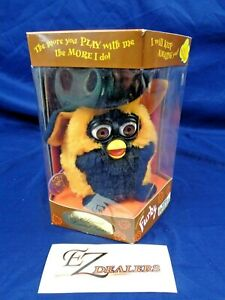 Furby Autumn Witch Halloween 1999 Special Limited Edition- New in Box