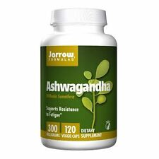 Ashwagandha, 300mg x 120VCaps, Joints, Fatigue, Immune Support, Jarrow Formulas
