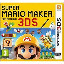 Super Mario Maker für Nintendo 3DS (Nintendo 3DS, 2016, DVD-Box) - European Version