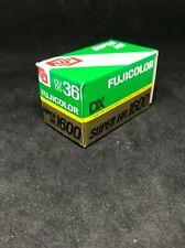 Fuji Super HR 1600 35mm expired film