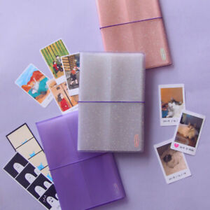 JS KOREA Photo Card File Binder Polaroid Album Folder Name Card Holder