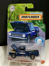 2019 MATCHBOX MOVING PARTS '63 CHEVY C10 PICKUP TRUCK - A16