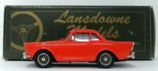 Lansdowne Models 1/43 Scale LDM11 - 1963 Sunbeam Alpine Series III - Red