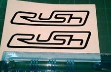 Cannondale RUSH Bike Decal Sticker Set MTB DH Cycling Road Racing