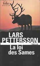 Lars PETTERSSON - La loi des Sames (Folio policier 817)