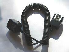 SLR Kit Off Camera TTL Shoe Cord for Canon