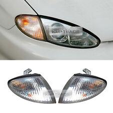 OEM Front Head Light Turn Signal Lamp LH RH for HYUNDAI 1996-1998 Tiburon Coupe