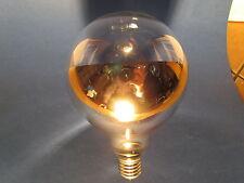 LAES Lampe globe G125 E27 Miroir de la parole Sol ARGENT 100W ø 125mm Ampoule