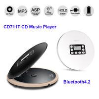 HOTT CD711T CD Mini Bluetooth Audio MP3 Music Player CD-DA CD-RW CD-R ROCK BASS