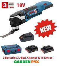 savers Bosch GOP18V-28 Cordless Multi-Tool LBoxx 06018B6070 3165140842617 D2