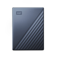 BRAND NEW!!! WD 2TB My Passport Ultra Portable External HDD USB-C/USB-A Blue