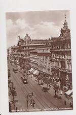 Old Poland Postcard Year 1937 Warsaw Warszawa. Ul. Marszalkowska