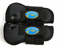 Intrepid International Pro-Trainer Open Front Boots Horse