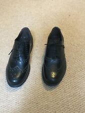 Clifford James leather brogue shoes